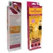 Footlogics Workmate orthotic insoles